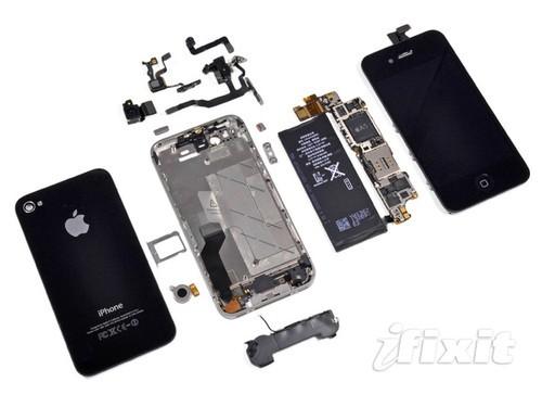 iPhone4S遭暴力拆解 芯片优化促进节能
