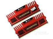 【官方正 品 假一赔十】海盗船 复仇者 红色 8GB DDR3 1600(CMZ8GX3M2A1600C9R)