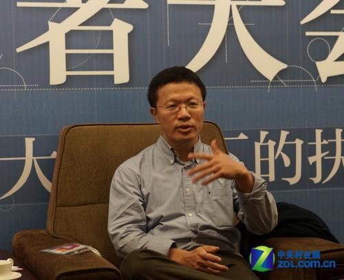 网龙CEO胡泽民:移动电商呈现高速增长