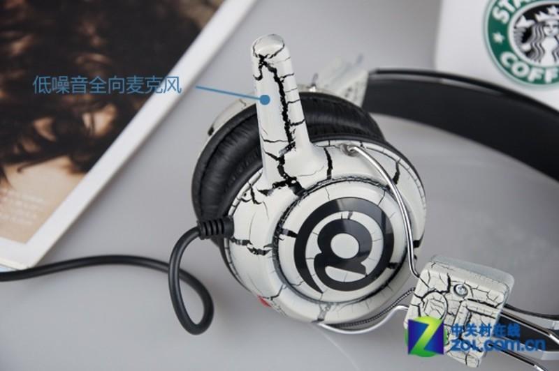 听石头唱歌 娱乐听e-h7100耳机评测 (7/9)