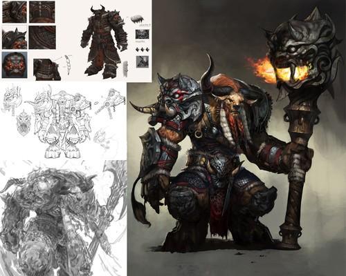 《斗战神》研发团队分享牛魔设计思路