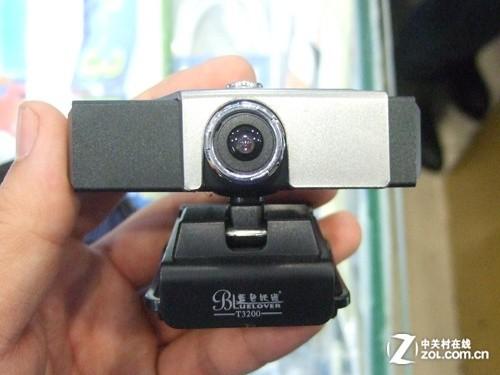金属机器人 蓝色妖姬T3200摄像头促销