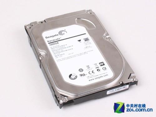 全新标识 希捷单碟1TB硬盘现降价促销