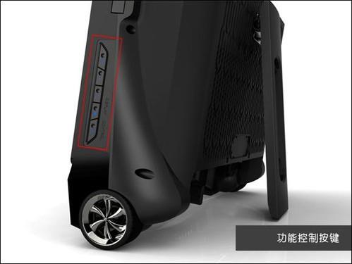潮爆跑车造型i-潘多拉新款诠释新概念