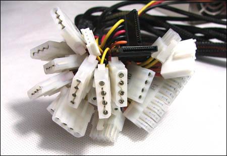长城巨龙btx-500sp电源输出接口