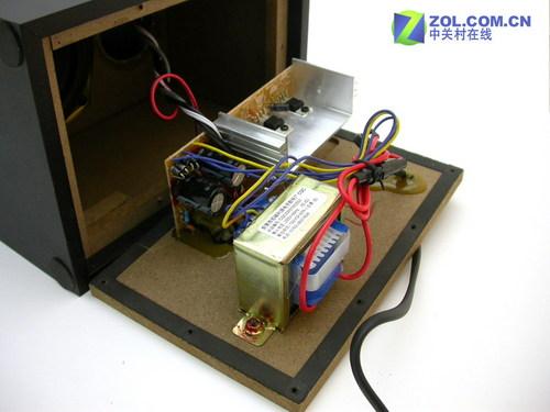 2030电路 电脑音箱