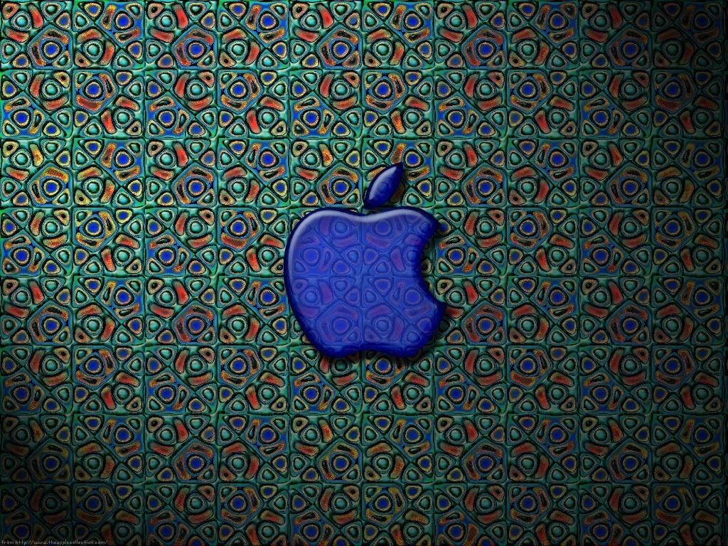 【高清图】 mac苹果1024x768高清晰桌面壁纸赏图4