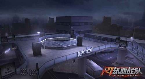 热血战队幽灵出击夺必争之地 末日危城