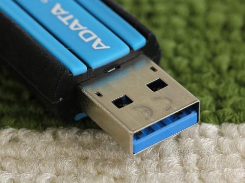 網購直擊 威剛USB3.0優盤京東熱銷中