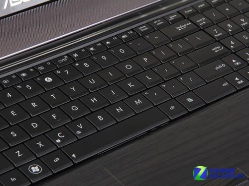和传统的笔记本键盘不同