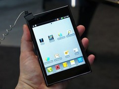 安卓智能添新丁 LG F100L大众价今上市
