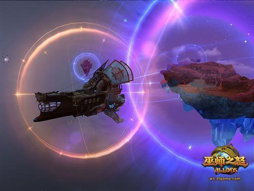 巫师之怒或拉低飞船驾驶门槛