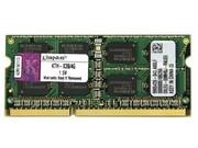 金士顿 惠普笔记本系统指定内存 4GB DDR3 1333(KTH-X38/4G)