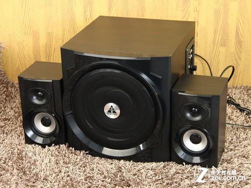 6.5英寸低音!金河田新品S300音箱评测
