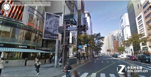 谷歌地图实景_发展空间:即时虚拟旅游_软件资讯新闻资讯-中关村在线