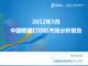 2012年3月中国喷墨打印机市场分析报告