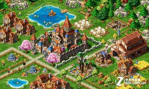 作为一款经营游戏,建设房屋等基本设施,开发农场,进行各项资源买卖都