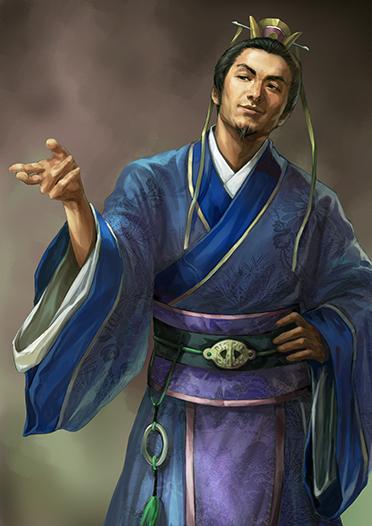 三国志12 武将介绍 吴将吕蒙