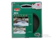 肯高 ND4中性灰度镜(67mm)