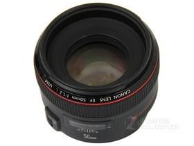 佳能EF 50mm f/1.2L USM顶部