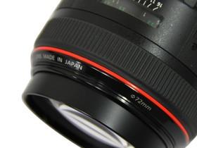 佳能EF 85mm f/1.2 L II USM焦距刻度