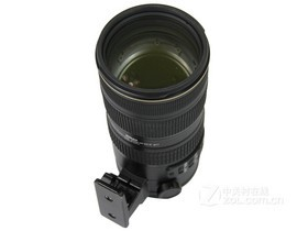 尼康AF-S 尼克尔 70-200mm f/2.8G ED VR II顶部