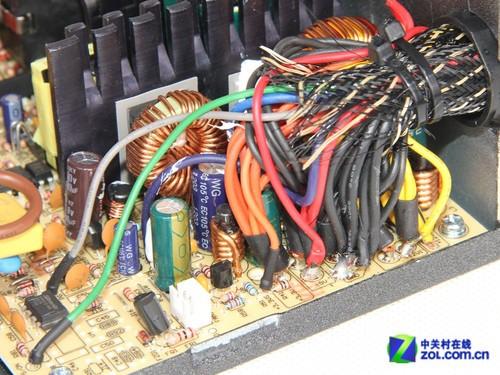 电源低压滤波电路