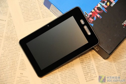 Android4.0轻薄平板 赛维克703G赏析