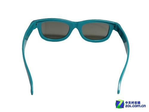 轻巧舒适 GetD GTS01G偏光3D眼镜简评