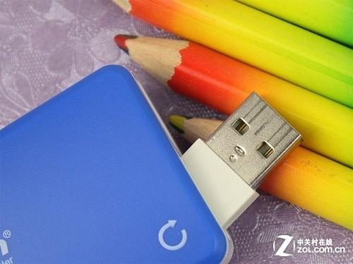 USB接口直连 品胜四合一读卡器解析