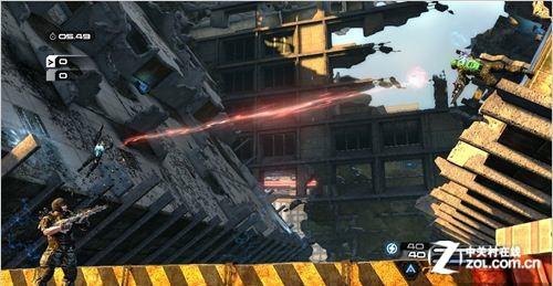 NBGI射击游戏《倒置》E3游戏展视频访谈