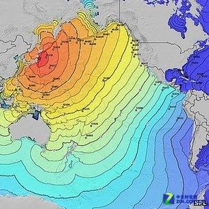 监测地震靠GPS NASA美国西部测试系统