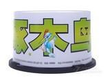 啄木鸟CD-R光盘50片装(五星/每片)