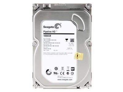 希捷 Pipeline HD 1TB SATA(ST1000VM002)高清级3.5吋硬盘