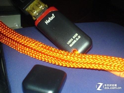 高速USB3.0 朗科U903系列U盘简单解析
