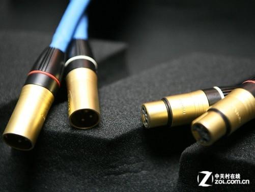 平衡音频信号接口