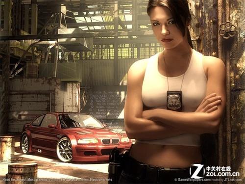 E3公布将公布《极品飞车17》或为《最高通缉2》