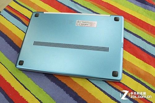华丽视觉系 联想U310超极本卖场评测