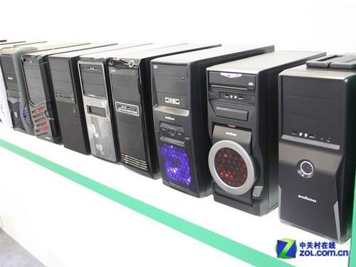活性碳钢机箱 GAMEMAX台北展台纪实