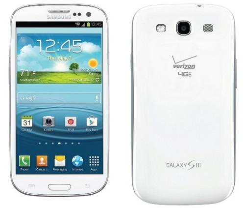Galaxy SIII加入Verizon 将实现全球漫游