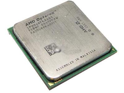 AMD 双核Opteron 2216
