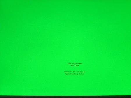 19英寸液晶新宠 评明基带dvi接口fp92w; 纯绿色淡雅背景大图;