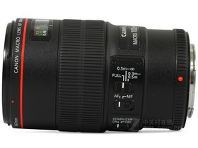 佳能EF 100mm f/2.8L IS USM微距侧面