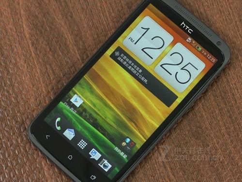 HTC One X 黑色 界面图