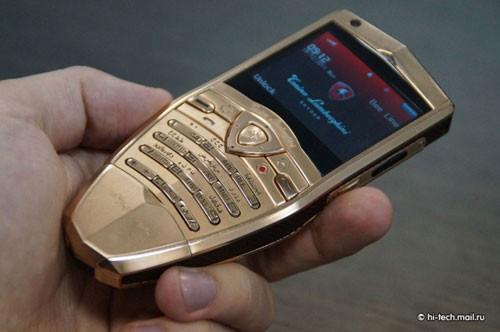 兰博基尼奢华手机