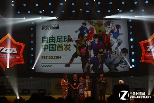 TGA大奖赛专访腾讯游戏市场部助理总经理侯淼