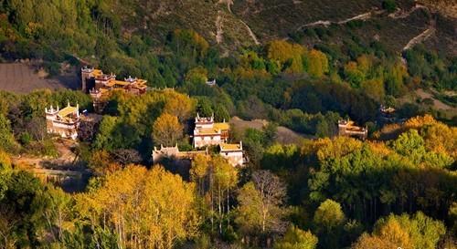 甘孜藏区 油画般圣洁而美丽的人间天堂 原创