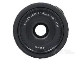 佳能EF 40mm f/2.8 STM顶部