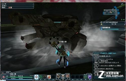 世嘉宣布梦幻之星OL2将在2013年登陆欧美