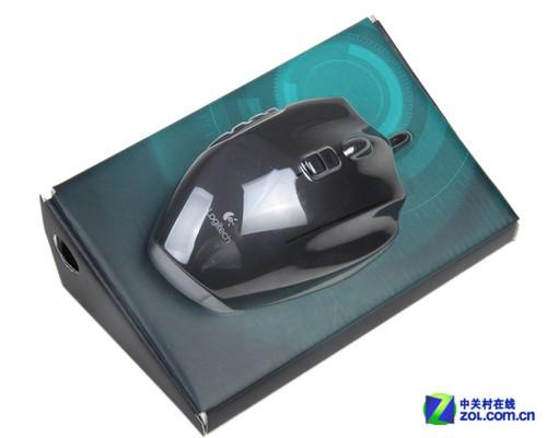 罗技G600特殊的包装内胆设计-包装线材 厂商不同设计相似 G600游戏